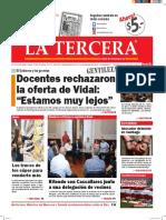 Diario La Tercera 04.02.2016