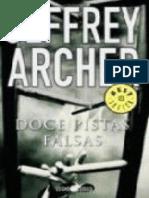 Doce Pistas Falsas(c.1) - Jeffrey Archer