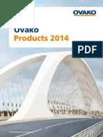 Ovako Products 2014