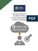 Guía de Instalación Office Pro Plus de Video