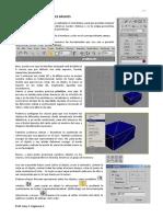 Primitivas y Modificadores Básicos para 3D MAX