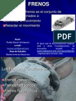 Frenos y mantenimiento