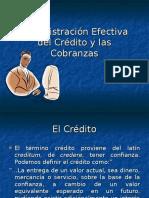Administracion Efectiva Del Credito y Las Cobranzas