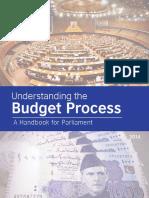 Budget Process Pakistan