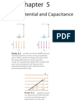 electrical potential and capacitors