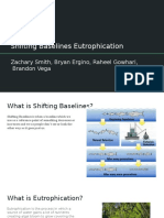 shifting baselines eutrophication