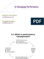 Monitoring and Managing Performance 3