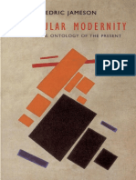 Fredric Jameson, Singular Modernity