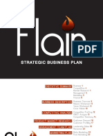 Flair Business Plan