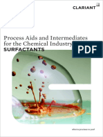 Clariant Surfactant Brochure