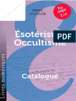 Catalogue Ligaran ebook ésotérisme et sciences occultes