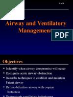 Managemen Airway