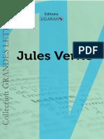 Catalogue Ligaran livres Jules Verne grands caractères