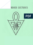 The Andrea Lectures (AMORC)