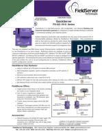 Modulo quickserver fs-qs-1220-0608
