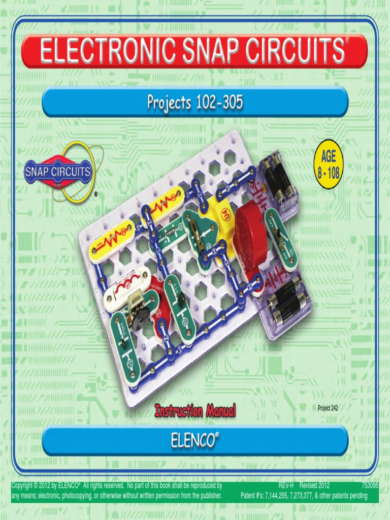 electric snap circuits 102 305 electronic circuits bipolarelectric snap circuits 102 305 electronic circuits bipolar junction transistor