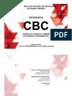 Cbc - Anos Finais - Geografia