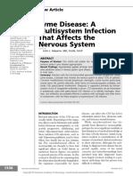 1338 Lyme Disease