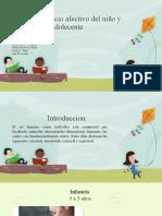 Desarrollo Socio Afectivo Del Niño y Adolecente