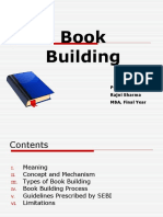 Book Building Presentation