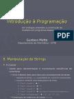 Java - Manipulação de String