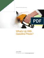 Gasoline Prices Primer