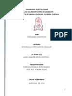 Arreglado Variaciones Linguisticas Lenguaje