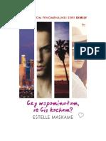 Maskame Estelle - Czy wspominałam, że Cię kocham.pdf