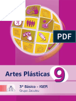 Libro Zaculeu Artes Plásticas