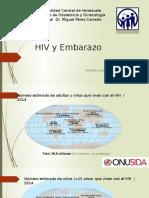 HIV y Embarazo