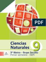 Libro Zaculeu C.naturales 1er. Sem