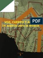 Riaño Galán Díaz Gómez Voz Cuerpo y Acción