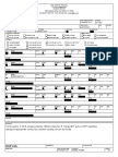 Redacted Police Report
