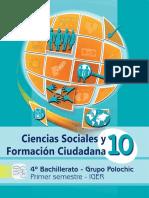 Libro Polochic C.S y Formación Ciudadana