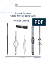 Cased Hole Logging Suite - Product Catalog - 06 Dec 2011