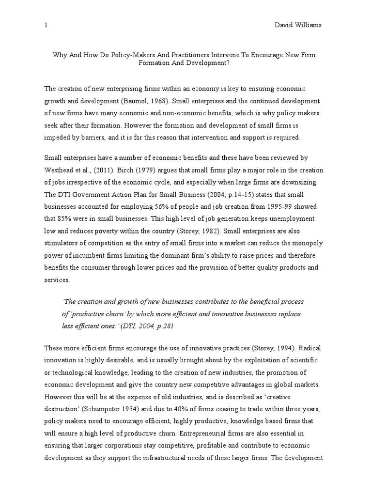 Entrepreneurship Essay  Entrepreneurship  Welfare  Process Essay Example Paper also Persuasive Essay Topics High School  Do My Assignment Cheap Uk