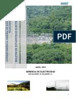 2434 B2434_Boletin Estadistico_16_del_Sector_de_Electricidad_ 2014