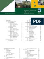 Manual de Viverizacion de Especies Nativas