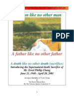 The Sacrifice - Curse of Mr. Errol Phillip Chang and First Born Quest for Justice
