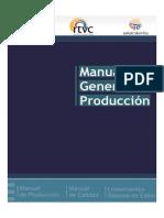 Manual  Produccion RTVC 2007