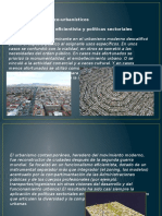 3.4 Problemas Técnico-urbanísticos Diapositivas