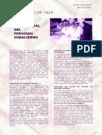 Caja Mutual Del Personal Subalterno - Armada Argentina (1937)