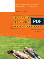 The Handbook for Lightning Strike Survivors By Michele Young-Stone - Excerpt