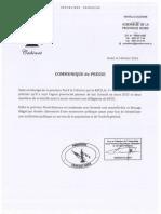 Communique PN Blocage KPCO 050216