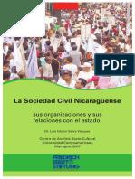 La Sociedad Civil Nicaragüense
