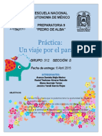 PRACTICA BIOLOGIA ZOOLOGICO Y JARDIN BOTANICO