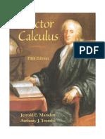 Vector Calculus Book.pdf