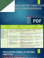 Coordinacion Entre Objetivos Criterios e Indicadores-grupo1