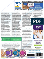 Pharmacy Daily for Fri 05 Feb 2016 - Naloxone pharmacy guide, Opioid use up fourfold, GuildCare milestone, Events Calendar and much more