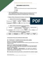 PIP DE Proteccion y Conservación de La Microcuenca de Unuraquina Distrito de Zurite